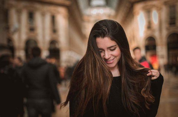 Studio 6's tips for anti-frizz hair